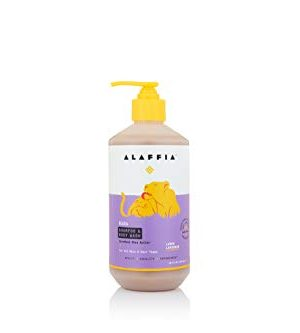 Babies Shampoo and Body Wash for Soft Hair and Skin
