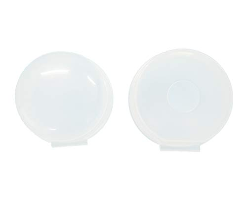 LiXiongBao Clear Stove Knob Covers (2 Pack)