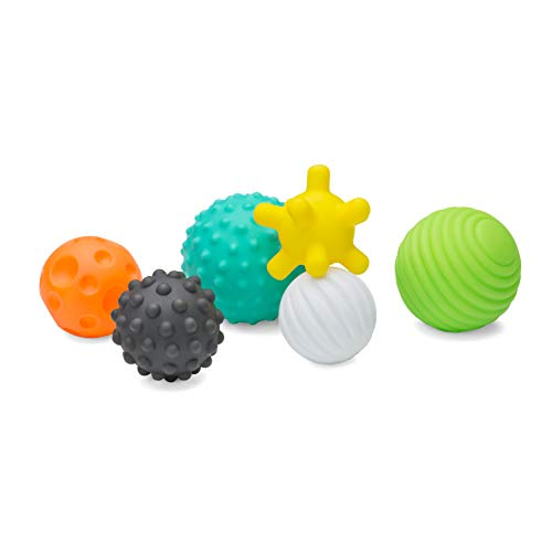 Infantino Textured Multi Ball Set - Textured Ball Set