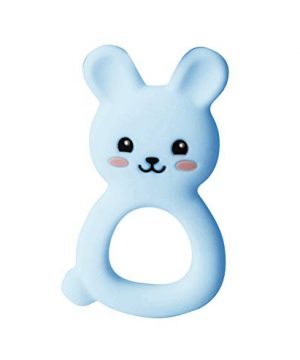 Baby Teether Chewing Toy Rabbit Shaped