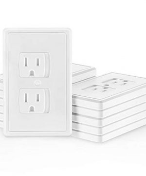 12 Pieces Self-Closing Outlet Covers
