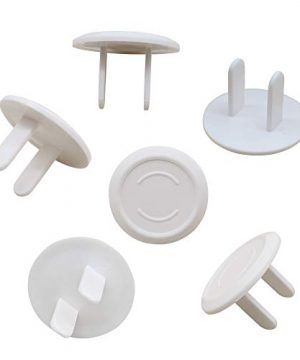 CUGBO 100 Count Outlet Plug Covers Baby Children