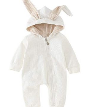 AGQT Toddler Unisex Baby Easter Cotton Outfit