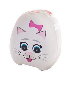 My Carry Potty - Cat Travel Potty, Award-Winning Portable Toddler Toilet