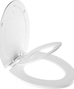 MAYFAIR NextStep2 Toilet Seat with Built-In Potty