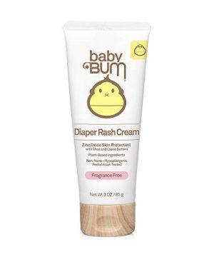 Baby Bum Diaper Rash Cream | Natural Zinc Oxide Ointment
