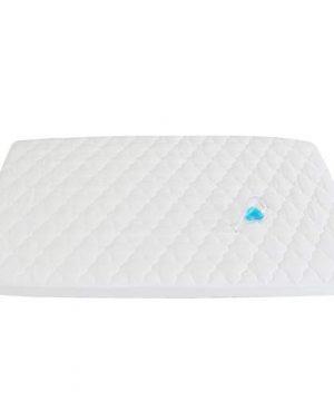 Biloban Waterproof Crib Mattress Pad Cover for Pack N Play