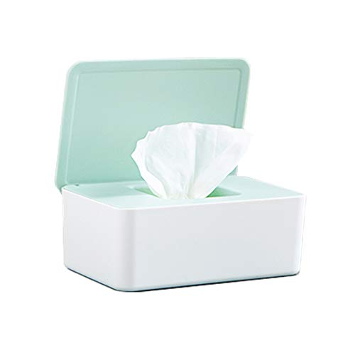 Baby Wipes Container, Wet Wipes Dispenser Holder