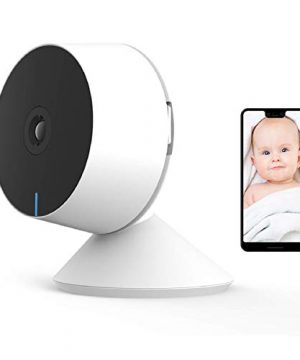 Laxihub Baby Camera WiFi 1080P FHD, M1 Baby Monitor