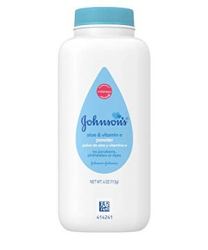 Johnson's Baby Naturally Derived Cornstarch Baby Powder