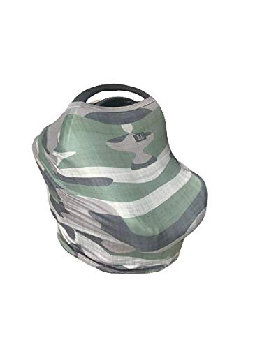 Breastfeeding Baby Car Seat Cover and Canopy