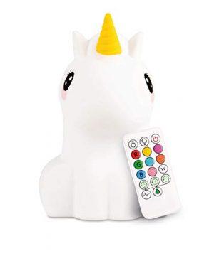 LED Nursery Unicorn Night Light for Kids