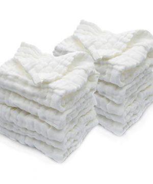 Newborn Baby Face Towel Washcloths