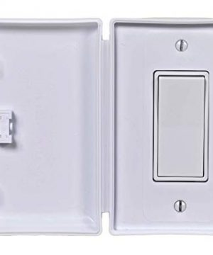 Child Be Safe, Baby Toddler Pet Resistant Electrical Safety Cover