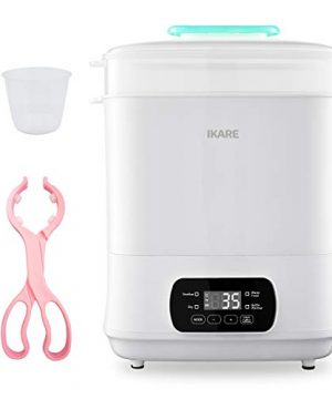 IKARE Baby Bottle Electric Steam Steri-lizer and Dryer Machine 600W