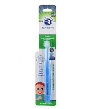 Baby Buddy Brilliant Baby Toothbrush