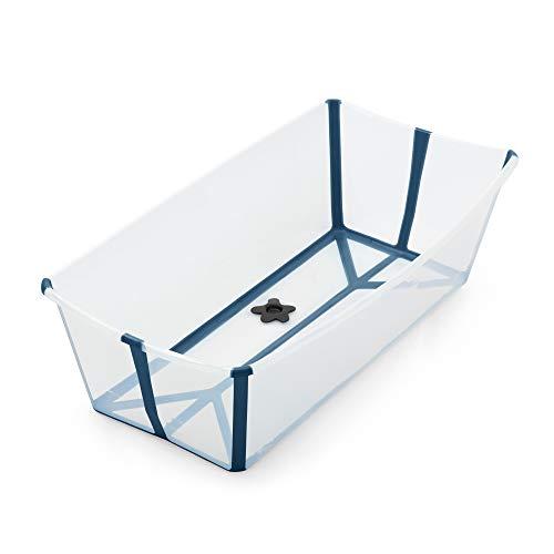 Stokke Flexi Bath X-Large, Transparent Blue