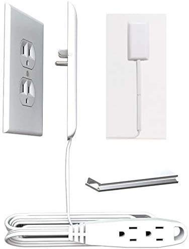 Sleek Socket Ultra-Thin Child Proofing Electrical Outlet Cover