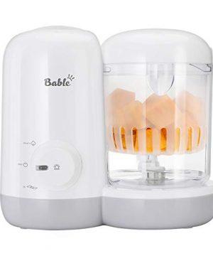 Bable Baby Food Maker Steamer and Blender- 2-in-1