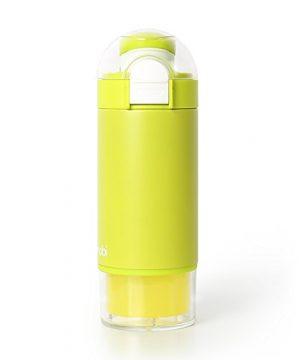 Burabi Formula Dispenser Bottle, Portable Themos Bottle