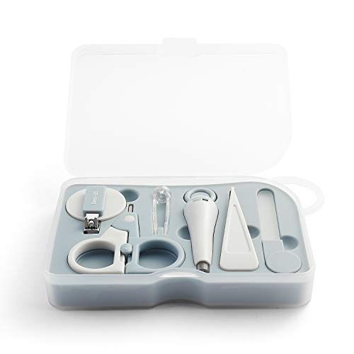 Baby Nail Clippers Kit, 6 in 1 Baby Nail Care Set