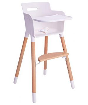 Baby High Chair Adjustable Legs for Baby, Infants, Toddlers