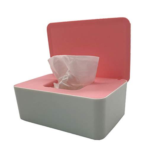 Ovyuzhen Wipes Dispenser Holder,Tissue Storage Box Case