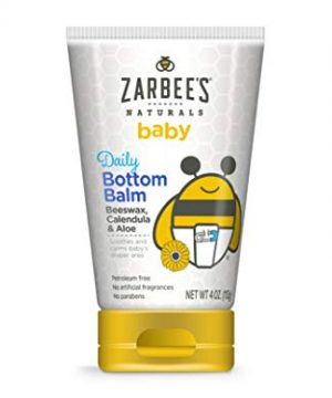 Zarbee's Naturals Baby Daily Bottom Balm with Beeswax