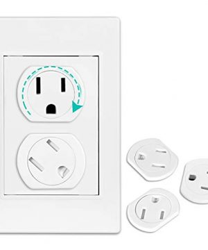 Outlet Covers (38 Pack) Child Proof Outlet Plug Covers