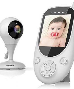 Baby Monitor, Monitor with Camera and Audio