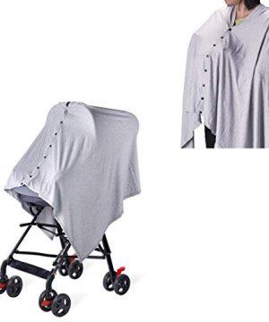 Baby Nursing Cover, Nursing Poncho - Multi Use Cover