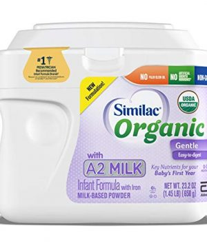 Baby's First Year Organic with A2 Milk Infant Formula