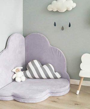 Avrsol Baby Folding Play Mat Large for Kids Toddler Infant