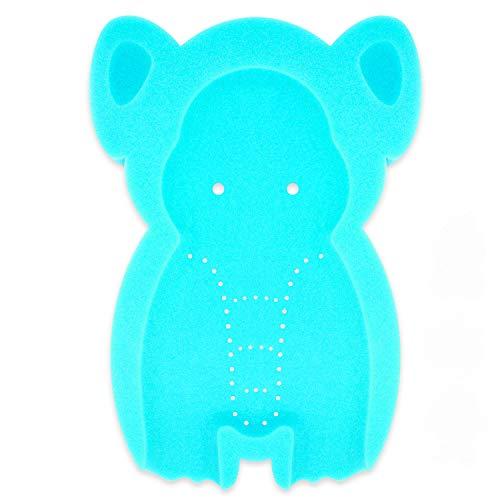 HALLO HALLO Soft Infant Bath Sponge Elephant