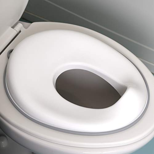 Toilet Training Seat Fits Round Oval Toilets