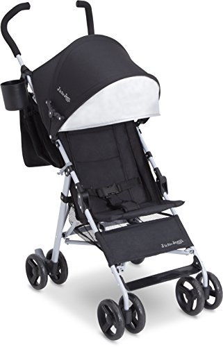 Lightweight Stroller Cup Holder and Cool-Climate Mesh Seat