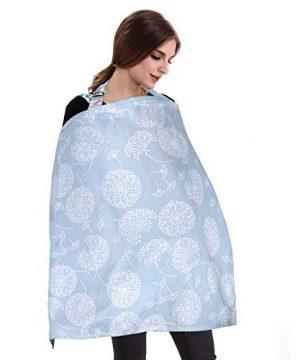 Bralarry Nursing Cover for Breast Feeding Infant Wrap