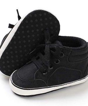 BENHERO Baby Girls Boys Canvas Shoes Toddler