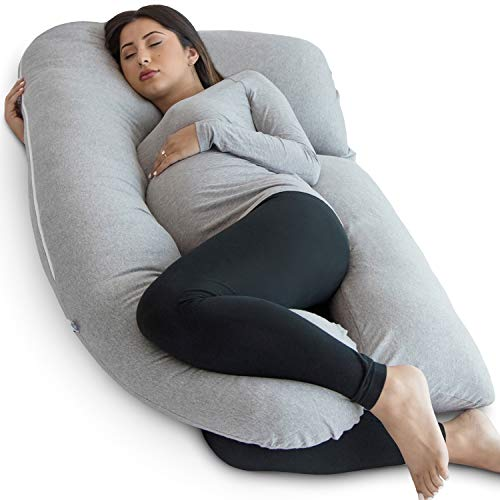 Pregnancy Pillow Full Body Pillow and Maternity Support