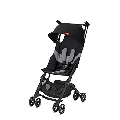 gb Pockit+ All-Terrain, Ultra Compact Lightweight Travel Stroller
