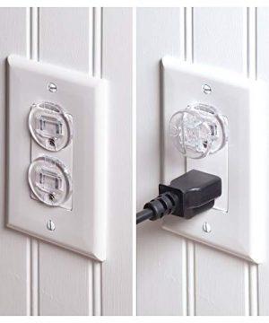 Iba Innovations Nestable Plug Covers (20 Count + 1 Bonus)