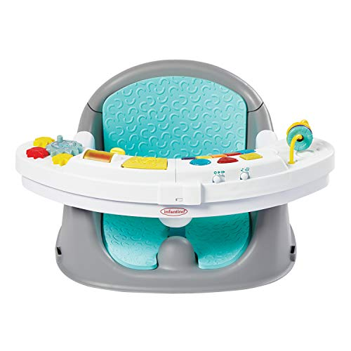 Infantino Music, Lights 3-in-1 Discovery Seat and Booster