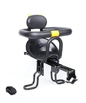 DIFU Baby Bicycle Seat Front Mounted Child Bike Seat