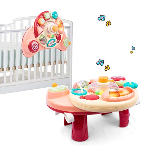 UNIH Baby Activity Table 6 to 12-18 Months