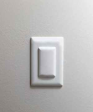 Qdos StayPut Double Outlet Plug Cover