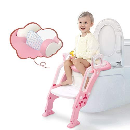 Toddler Toilet Training Seat Ladder