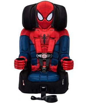 2-in-1 Harness Booster Car Seat