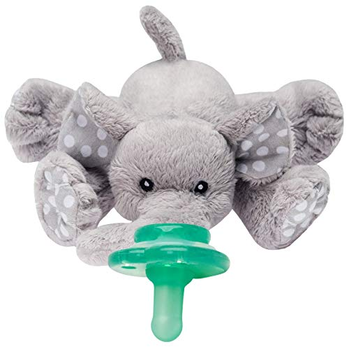 Nookums Paci-Plushies Buddies Adapts to Name Brand Pacifiers