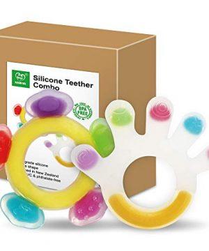 Haakaa Silicone Baby Teethers Baby Teething Toys