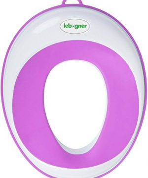 Kids Toilet Training Seat By Lebogner - Purple Potty Trainer